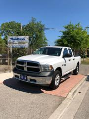 Used 2014 RAM 1500 ST for sale in Whitby, ON