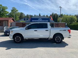 Used 2018 Nissan Titan Pro-4X for sale in Flesherton, ON
