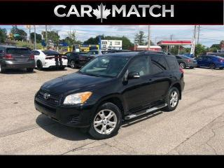 Used 2010 Toyota RAV4 V6 / 4WD / AUTO / 186,214 KM for sale in Cambridge, ON