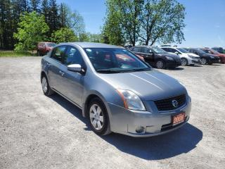 Used 2008 Nissan Sentra SL LOW KMS ONLY 123,395Kms for sale in Stouffville, ON