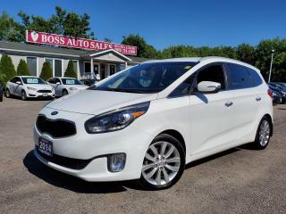 Used 2014 Kia Rondo EX for sale in Oshawa, ON