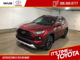 New 2021 Toyota RAV4 TRAIL for sale in Regina, SK
