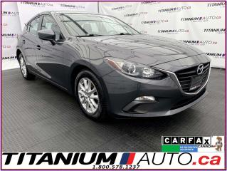 Used 2015 Mazda MAZDA3 GS+Sport Hatch+GPS+Camera+Heated Seats+Bluetooth for sale in London, ON