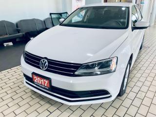 Used 2017 Volkswagen Jetta TRENDLINE+ NO ACCIDENT APPLE PLAY ALLOY $15999 for sale in Brampton, ON