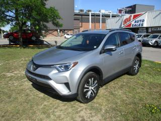 Used 2017 Toyota RAV4 LE ~ REAR CAMERA ~ BLUETOOTH ~ HTD SEATS ~ LOW KM for sale in Toronto, ON