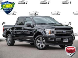 Used 2018 Ford F-150 XLT Sport with Leather   302A Lux Package   5.0L V8   20