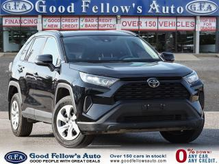 Used 2021 Toyota RAV4 LE AWD, BLIND SPOT, LDW, HEATED SEATS, BACKUP CAM for sale in Toronto, ON