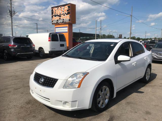 2008 Nissan Sentra ALLOYS*SUNROOF*AUTO*72KMS*CERTIFIED
