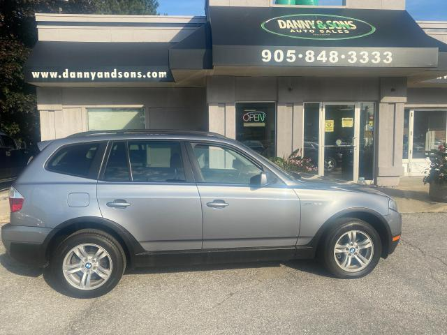2008 BMW X3 3.0i AS-IS