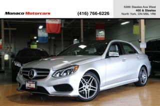 Used 2016 Mercedes-Benz E-Class E250 BLUETEC - AMG|DISTRONIC+|NAVI|360CAMERA for sale in North York, ON