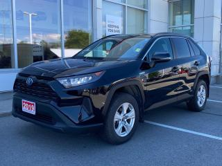 Used 2019 Toyota RAV4 Hybrid LE+SNOW TIRES! for sale in Cobourg, ON