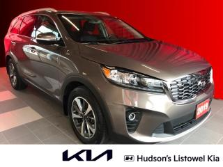 Used 2019 Kia Sorento 3.3L EX AWD | 7 Seater | Rear Camera | Smartphone Integration for sale in Listowel, ON