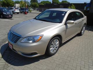 Used 2013 Chrysler 200 LX for sale in Sarnia, ON