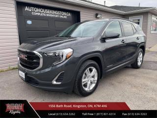 Used 2018 GMC Terrain SLE Apple Carplay! Android Auto! for sale in Kingston, ON