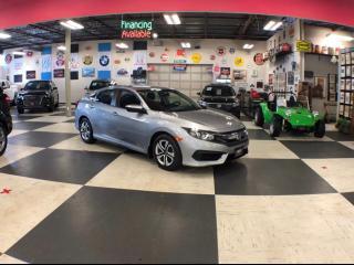 Used 2017 Honda Civic Sedan AUT0 A/C BACKUP CAMERA H/SEATS BLUETOOTH 60K for sale in North York, ON