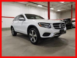 Used 2018 Mercedes-Benz GL-Class GLC300 4MATIC PREMIUM PLUS CERTIFIED! for sale in Vaughan, ON