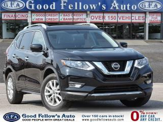 Used 2018 Nissan Rogue SV AWD, FAMILY AND TECH PACKAGE, PANOROOF, NAVI for sale in Toronto, ON