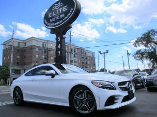 Used 2020 Mercedes-Benz C-Class C 300 4MATIC Coupe for sale in Burlington, ON