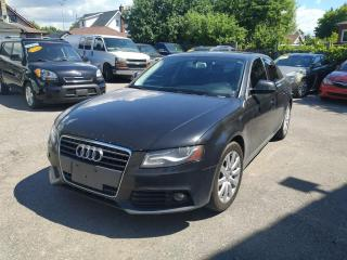 Used 2009 Audi A4 for sale in Oshawa, ON
