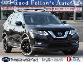 Used 2018 Nissan Rogue SV MODEL, AWD, BACKUP CAMERA, NAVIGATION, PANROOF for sale in Toronto, ON