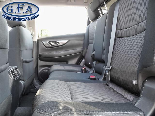 2018 Nissan Rogue SV MODEL, AWD, BACKUP CAMERA, NAVIGATION, PANROOF