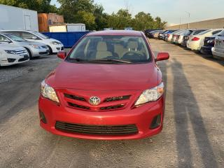 Used 2013 Toyota Corolla for sale in Hamilton, ON