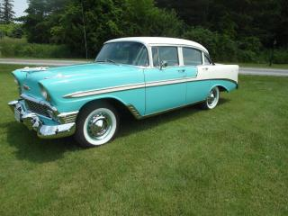 Used 1956 Chevrolet Bel Air for sale in Sutton West, ON