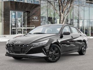 New 2021 Hyundai Elantra Hybrid ULTIMATE for sale in Winnipeg, MB