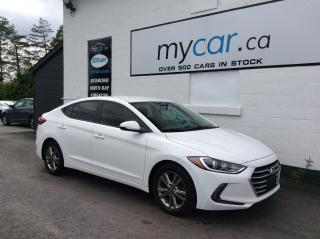 Used 2018 Hyundai Elantra GL ALLOYS, HEATED SEATS, BACKUP CAM, BLUETOOTH!! for sale in Richmond, ON