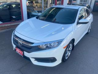 Used 2017 Honda Civic LX for sale in Hamilton, ON