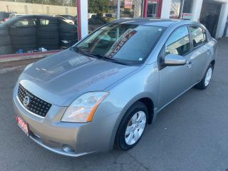 Used 2008 Nissan Sentra S for sale in Hamilton, ON