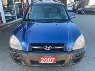 Used 2007 Hyundai Tucson GL for sale in Hamilton, ON