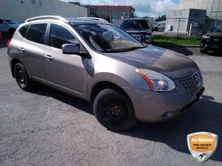 Used 2009 Nissan Rogue SL   ONE OWNER   ALLOYS   KEYLESS ENTRY   for sale in Barrie, ON