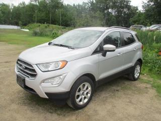 Used 2018 Ford EcoSport SE for sale in North Bay, ON