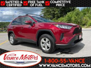 Used 2019 Toyota RAV4 LE AWD for sale in Bancroft, ON