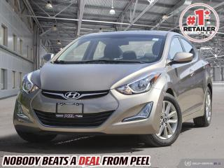 Used 2014 Hyundai Elantra GLS for sale in Mississauga, ON