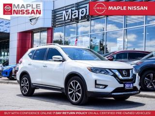 Used 2018 Nissan Rogue SL for sale in Maple, ON