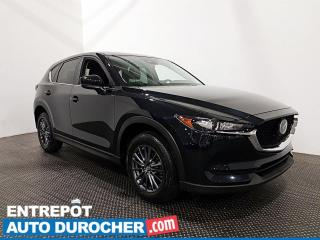 Used 2019 Mazda CX-5 GS-AWD-Apple/Android-Aide a la Conduite-Navigation for sale in Laval, QC