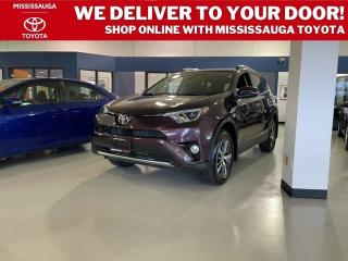Used 2016 Toyota RAV4 XLE for sale in Mississauga, ON