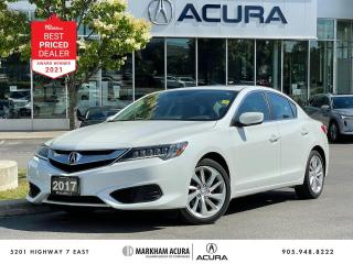 Used 2017 Acura ILX Tech 8DCT for sale in Markham, ON