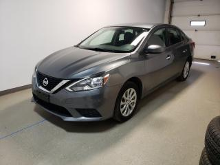 Used 2016 Nissan Sentra SV|Rmt Start|Loaded|Htd Seat|Cam|Bluetooth|Low KM for sale in Brandon, MB