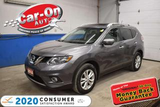 Used 2014 Nissan Rogue SV-LUXURY AWD    7 PASSENGER   LEATHER   PANO ROOF for sale in Ottawa, ON