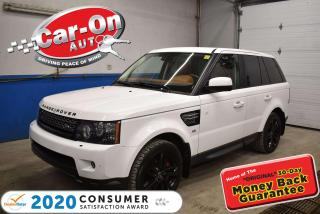 Used 2013 Land Rover Range Rover Sport Supercharged V8   510 HP   HARMAN/KARDON AUD for sale in Ottawa, ON