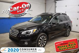 Used 2016 Subaru Outback 3.6R LIMITED   LEATHER   EYESIGHT SAFETY   REAR CA for sale in Ottawa, ON
