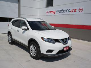Used 2016 Nissan Rogue S for sale in Tillsonburg, ON