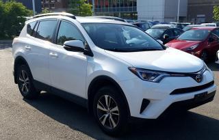 Used 2018 Toyota RAV4 LE with custom leather for sale in Tillsonburg, ON