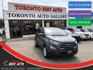 Used 2019 Ford EcoSport SE SUNROOF LOW KILOMETRES ALLOY RIMS 2 SET OF TIRES WTH RIMS for sale in Toronto, ON