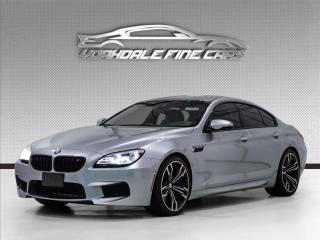 Used 2018 BMW M6 Gran Coupe Ultimate *individual* Pure Metal Silver B&O Sound for sale in Concord, ON