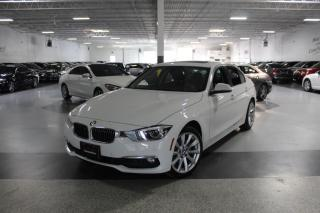 Used 2017 BMW 3 Series 320i XDRIVE I NAVIGATION I SUNROOF I REAR CAM I PUSH START for sale in Mississauga, ON