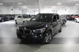 Used 2017 BMW X1 XDRIVE28i I //MSPORT I NAVIGATION I PANOROOF I HEADSUP I CAM for sale in Mississauga, ON